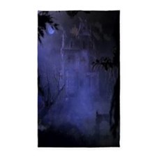 Haunted Hill House 3'x5' Area Rug