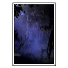Haunted Hill House Banner