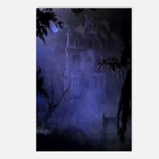 Haunted Hill House Postcards (Package of 8)