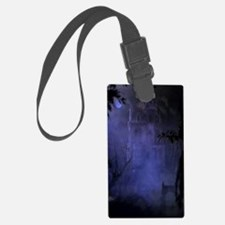 Haunted Hill House Luggage Tag