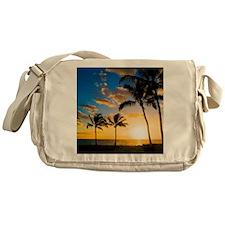 Tiff Curtain Messenger Bag