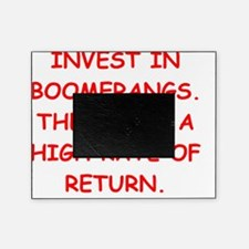 boomerang Picture Frame