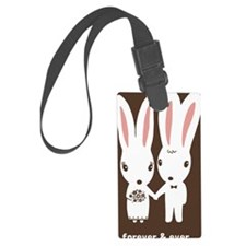 bunnieskindlesl Luggage Tag