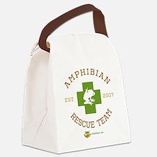 Amphibian Rescue Team Canvas Lunch Bag