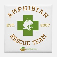 Amphibian Rescue Team Tile Coaster