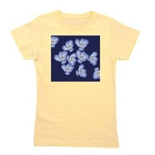 Happy Little Flowers Girl's Tee