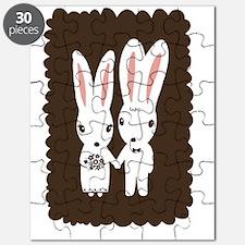 bunniesplaincard Puzzle