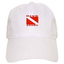Dive Aruba Baseball Cap