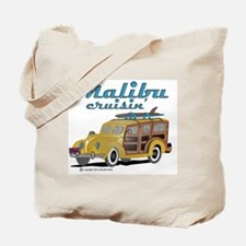 Malibu Cruisin Mug Tote Bag