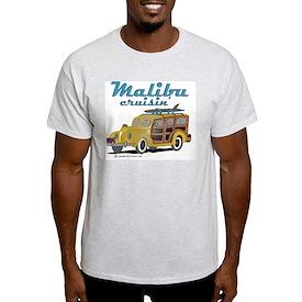 Malibu Cruisin Mug T-Shirt