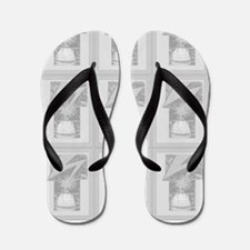 Inspired by Bad Brains Flip Flops