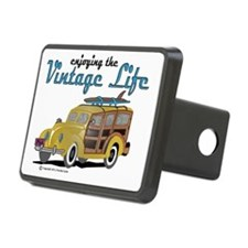 enjoying the vintage life Hitch Cover