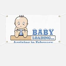 Arriving in February Banner