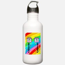 CHIC BIRTHDAY Water Bottle