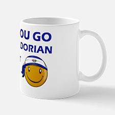 Once you go El Salvadorian you cant go  Mug