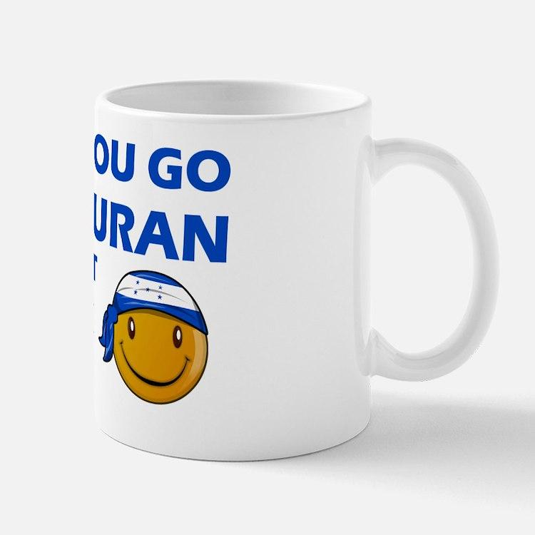 Once you go Honduran you cant go back Mug
