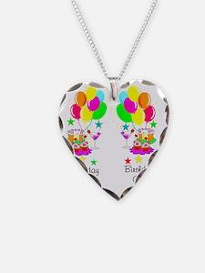 #1 BIRTHDAY Necklace