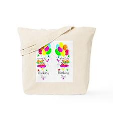 #1 BIRTHDAY Tote Bag