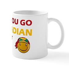 Once you go Grenadian you cant go back Mug
