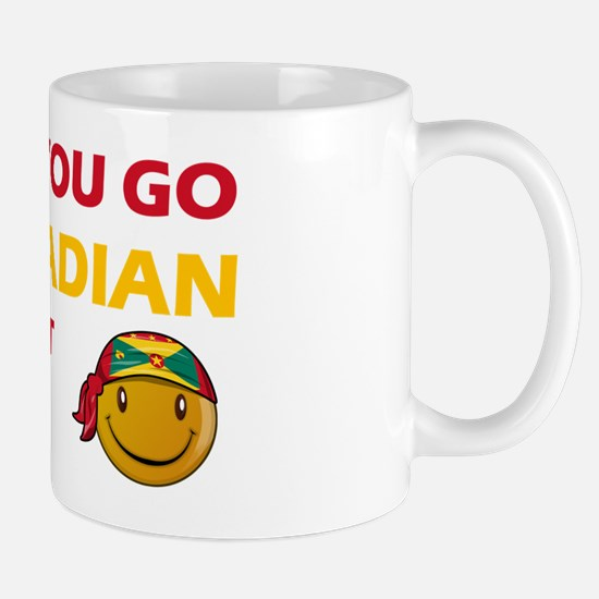 Once you go Grenadian you cant go back Mug