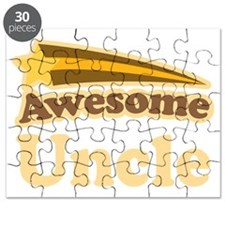 Awesome Uncle Gift Puzzle