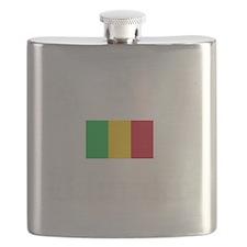 I Rep Bamako capital Designs Flask