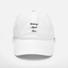 Waitress/Maid/Mom Baseball Baseball Cap