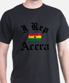 I Rep Accra capital Designs T-Shirt