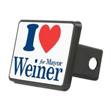 I Love Weiner Hitch Cover