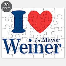 I Love Weiner Puzzle