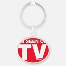 As Seen On TV Oval Keychain