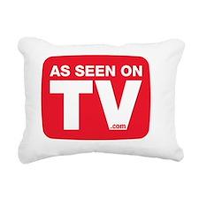 As Seen On TV Rectangular Canvas Pillow