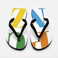 PUNZ Flip Flops