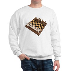 3D Chess Set Sweatshirt