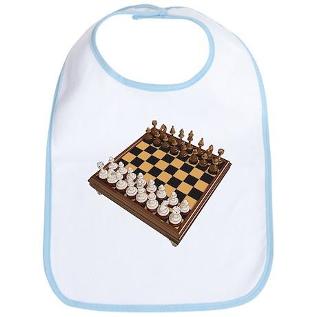 3D Chess Set Bib