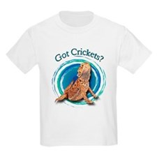 Bearded Dragon Got Crickets II T-Shirt
