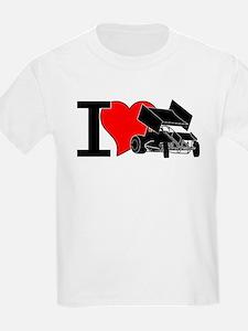 iHEARTsprints T-Shirt