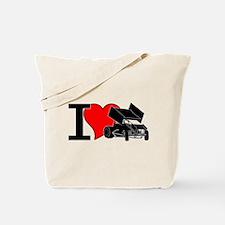 iHEARTsprints Tote Bag