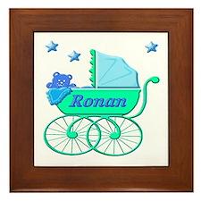 Logo Ronan Framed Tile