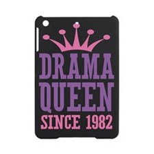 Drama Queen Since 1982 iPad Mini Case