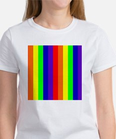 Rainbow Wondrous Spectrum Colorful Tee