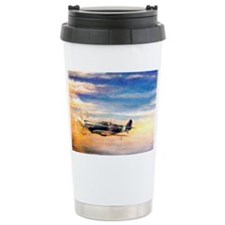 SPITFIRE ART Travel Mug