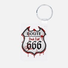 Route 666 Keychains