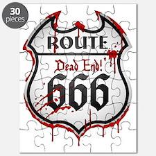 Route 666 Puzzle