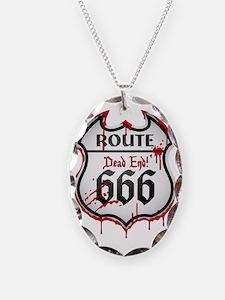 Route 666 Necklace