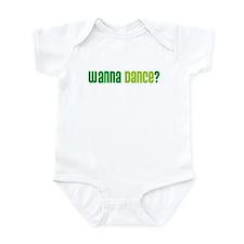 Wanna Dance? Infant Bodysuit