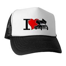iHEARTsprints Trucker Hat