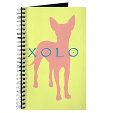 xolo dog Journal