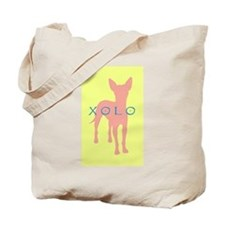 xolo dog Tote Bag