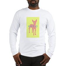 xolo dog Long Sleeve T-Shirt